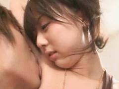 Lewd Lips and Petite Teen Junko Hayama