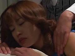 Abused Asian Huzimori Kaori Bondage Sex