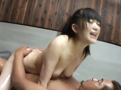 Hello Mikity is a total whore that takes two cocks in her mouth and a DP.