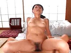 Lewd Woman & Sperm