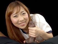 Handjob Japan Misaki Yamamoto