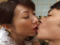 Married Asian Woman Has A Fucking Affair