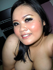 Plump Asian Jean takes dirty pictures of herself - Japarn porn pics at JapHole.com