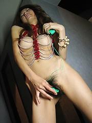 Silicone Japanese boobies - Japarn porn pics at JapHole.com