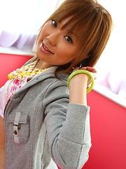 Japanese Sakurano loves toy - Japarn porn pics at JapHole.com