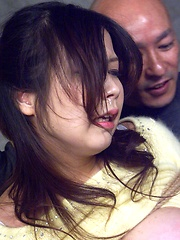 Tied up Japanese girl toyed - Japarn porn pics at JapHole.com