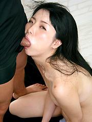 Brunette Tokyo girl Himeno Miku - Japarn porn pics at JapHole.com
