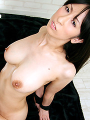 Deepthroat and facial from Tokyo girl Kurita Mami - Japarn porn pics at JapHole.com