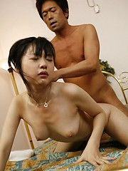 Tsubomi gets pussy abused n gets big cum load - Japarn porn pics at JapHole.com