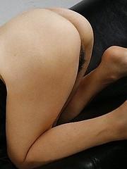 Horny Shinobu Todaka gets mouthfull of cum - Japarn porn pics at JapHole.com
