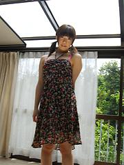 Mayumi Yamauchi - Japarn porn pics at JapHole.com