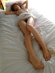 Kano is a lovely Asian model with nice firm tits - Japarn porn pics at JapHole.com
