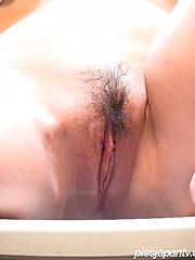 SHOOTIN' THE WORKS - Japarn porn pics at JapHole.com