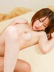 Narumi Ayase has asshole fucked with tongue and gets doggy style - Japarn porn pics at JapHole.com