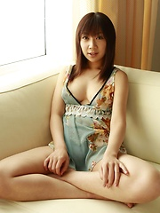 Sexy asian Ryo Akanishi has nice big tits - Japarn porn pics at JapHole.com