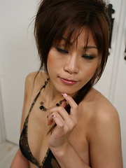 Wild Asian Mika Mizuno hottest group sex - Japarn porn pics at JapHole.com