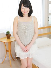 Amazing japanese teen girl Akina Tokunaga