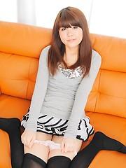 Sexy girl from Tokyo Fumie Kasama - Japarn porn pics at JapHole.com