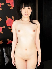 Cute skinny girl Chiharu Yoshino loves her asian body - Japarn porn pics at JapHole.com