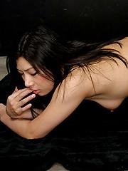 Brunette japanese chick deepthroat fuck - Japarn porn pics at JapHole.com