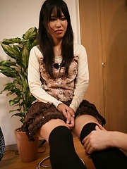Massage for amateur japanese woman - Japarn porn pics at JapHole.com