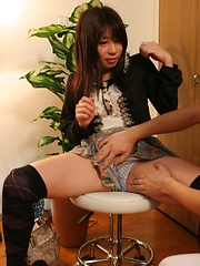 Sexy japanese girl massage pics - Japarn porn pics at JapHole.com