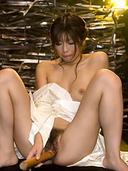Arisa Aoyama pussy playing - Japarn porn pics at JapHole.com