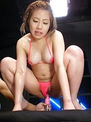 J Ecstasy - Kana Endo gets massaget - Japarn porn pics at JapHole.com