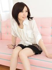 Reina Kanbara solo pics - Japarn porn pics at JapHole.com