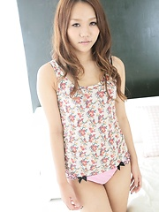 Misato Toma shows booty - Japarn porn pics at JapHole.com