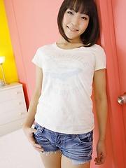 Nalgasclub Kaori solo - Japarn porn pics at JapHole.com