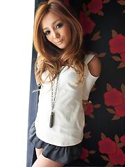 Nalgasclub model Sarina - Japarn porn pics at JapHole.com