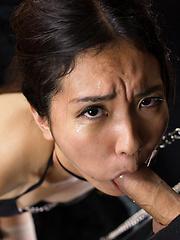 Tsuruno Yuu deepthroat pics - Japarn porn pics at JapHole.com