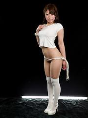 Japanese adult model Sakurai Ruru