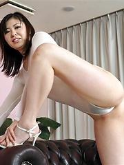Jun Sena  masturbation scene - Japarn porn pics at JapHole.com