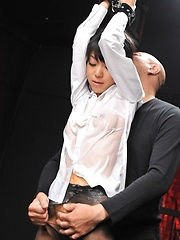 Yuu gets good fuck - Japarn porn pics at JapHole.com