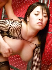 Azusa Nagasawa Asian with huge boobs sucks tool and rides it - Japarn porn pics at JapHole.com