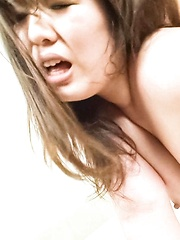 Yume Sazanami Asian sucks dick with such passion before is fucked