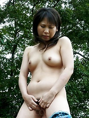 Emiri Takeuchi Asian in stockings has cans and pussy fondled - Japarn porn pics at JapHole.com