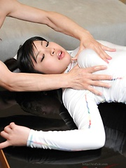 Nami Himemura spandex pics - Japarn porn pics at JapHole.com