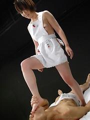 J Ecstasy - Kaede Ooshiro pics - Japarn porn pics at JapHole.com
