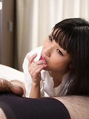 Young Asian sucks - Japarn porn pics at JapHole.com