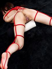 Sexy Girl Maeshiro Shizuka - Japarn porn pics at JapHole.com