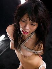 Asian girl bounded - Japarn porn pics at JapHole.com