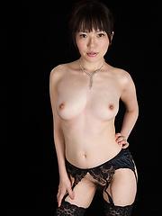 Hot japanese babe Miyazaki Yuma