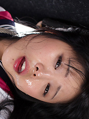 Kawagoe Yui  fucked hard in the mouth - Japarn porn pics at JapHole.com