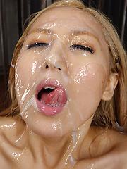 Mary love to sperm - Japarn porn pics at JapHole.com