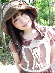 From the second I met Ayame, something about this soft spoken girl reminded me of those famous Japanese Idols from the 80's. Was it her soft porceline skin? - Japarn porn pics at JapHole.com