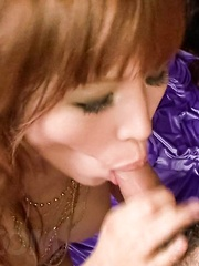 Ai Sakura Asian gets penis in mouth and gets vibrators all over - Japarn porn pics at JapHole.com