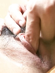 Chihiro Kobayashi Asian has pussy rubbed and filled with sperm - Japarn porn pics at JapHole.com